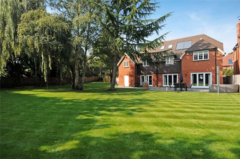 6 Bedrooms Detached House for sale in Alderson Court, Ascot, Berkshire, SL5