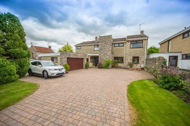 5 Bedrooms Detached House for sale in The Retreat Homefield Road, Saltford, BS31