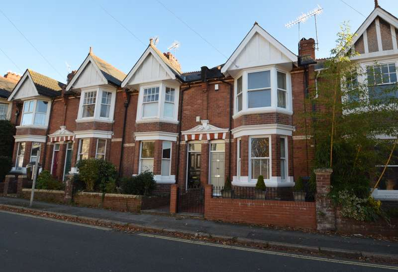 3 Bedrooms Town House for rent in St Leonards, Exeter