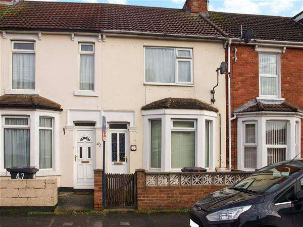3 Bedrooms Terraced House for sale in Montagu Street, Swindon