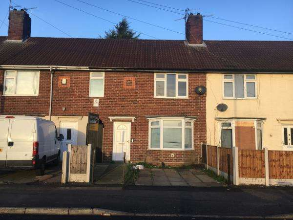 3 Bedrooms Terraced House for sale in 265 KINGSHEATH AVENUE, LIVERPOOL