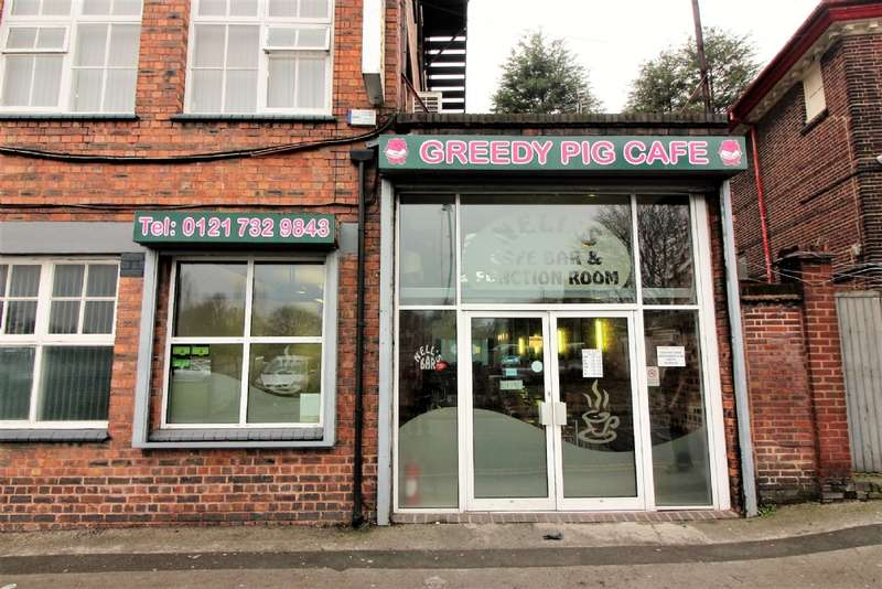 Commercial Property for sale in Greedy Pig Cafe, Willenhall