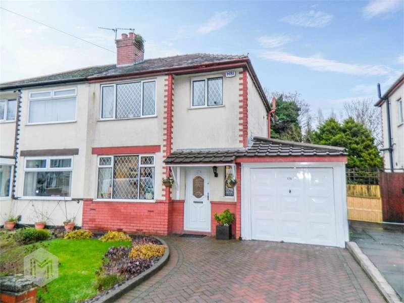3 Bedrooms Semi Detached House for sale in Bradford Road, Farnworth, Bolton, Lancashire