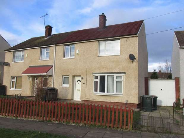 3 Bedrooms Semi Detached House for sale in Winston Avenue, Henley Green, Coventry