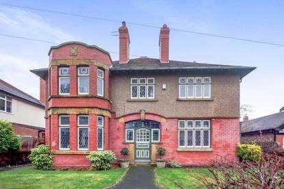 5 Bedrooms Detached House for sale in Linden Avenue, Blundellsands, Liverpool, Merseyside, L23