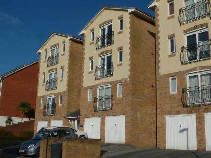 2 Bedrooms Flat for sale in Trelissick Road, Paignton, Devon