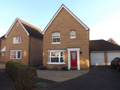 3 Bedrooms Detached House for sale in Laindon, Basildon, Essex