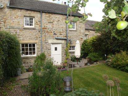 3 Bedrooms Terraced House for sale in Constable Burton, Leyburn, North Yorkshire