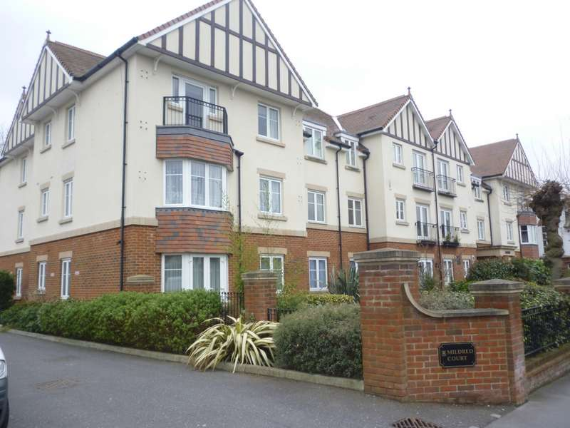 1 Bedroom Retirement Property for sale in Bingham Road, Croydon, CR0