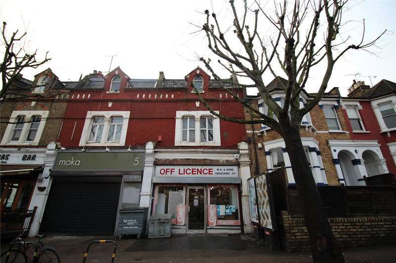 Retail Property (high Street) Commercial for sale in Wightman Road, London, N4