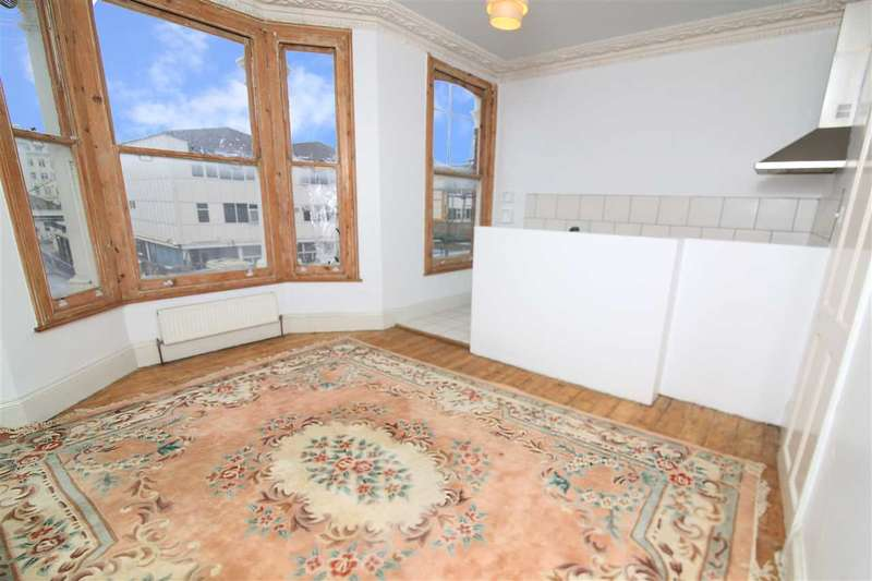 2 Bedrooms Flat for sale in Horsford Road, Brixton