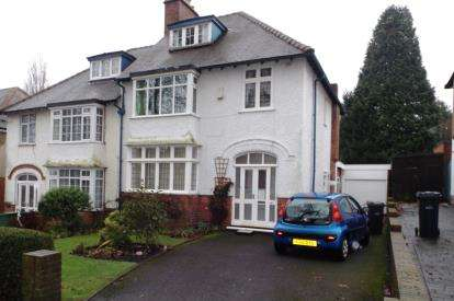 Semi Detached House for sale in St. James Road, Dudley, West Midlands