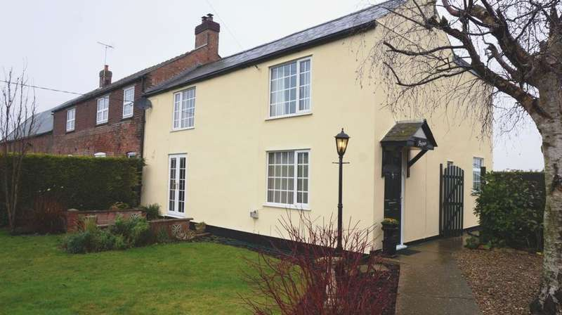 4 Bedrooms House for sale in Fitton End Road, Newton, PE13