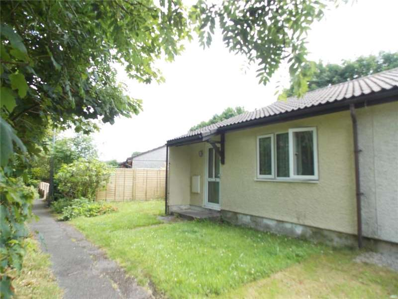 1 Bedroom Semi Detached Bungalow for sale in Penwithick Park, Penwithick, St Austell