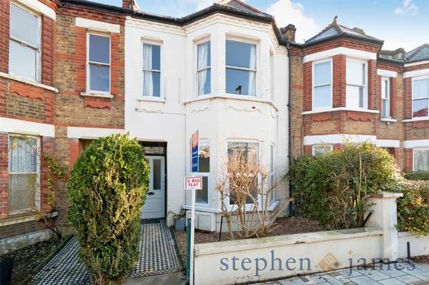 2 Bedrooms Flat for sale in Thurlestone Road, West Norwood, London