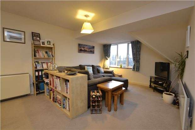 2 Bedrooms Flat for sale in Napier Court, Gefle Close, BRISTOL, BS1 6XY