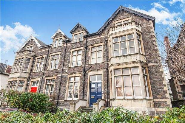2 Bedrooms Flat for sale in Belgrave Road, BRISTOL, BS8 2AA