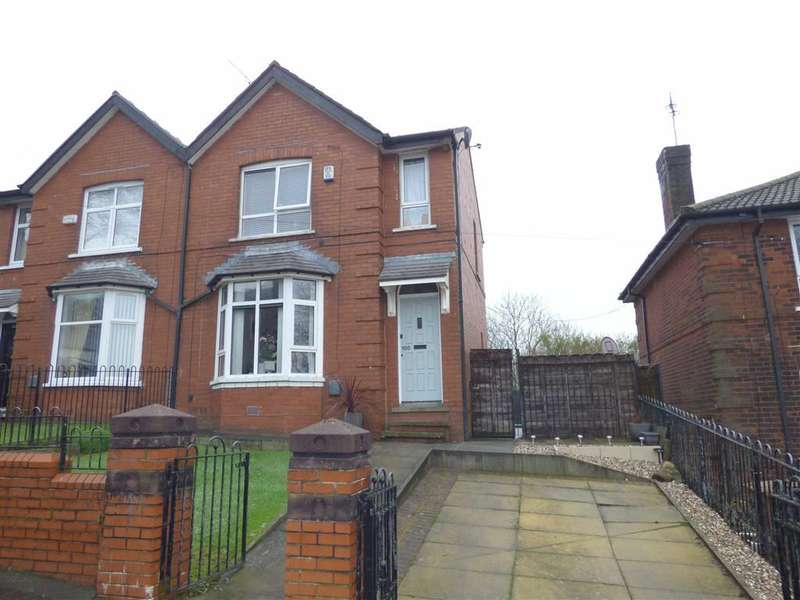 3 Bedrooms Property for sale in Brotherod Hall Road, Rochdale, Lancashire, OL12