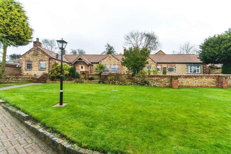 4 Bedrooms Detached House for sale in East Cross Street, Kirton Lindsey, DN21 4DT