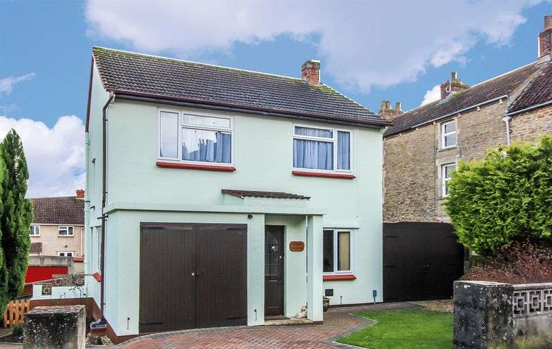 3 Bedrooms Detached House for sale in Foster Road, Frome