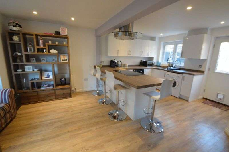 3 Bedrooms Detached House for sale in Rufus Street, Queens Hill, Norwich