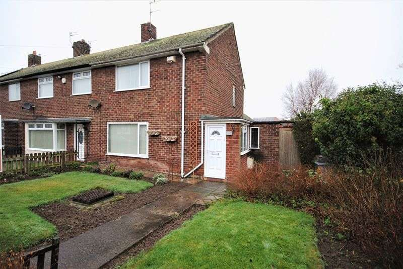 2 Bedrooms Terraced House for sale in Wastdale Drive, Moreton