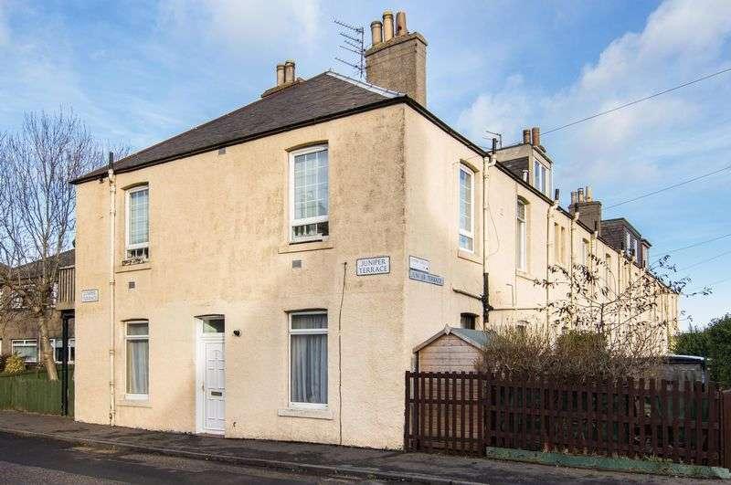 1 Bedroom Flat for sale in 1 Juniper Terrace, Juniper Green, Edinburgh, EH14 5EF