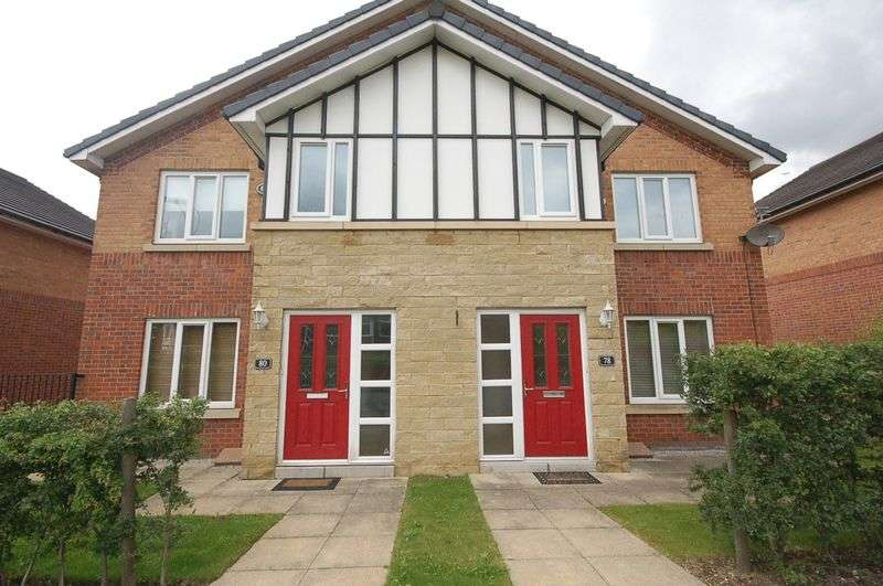 3 Bedrooms Semi Detached House for sale in Broadbottom Road, Mottram