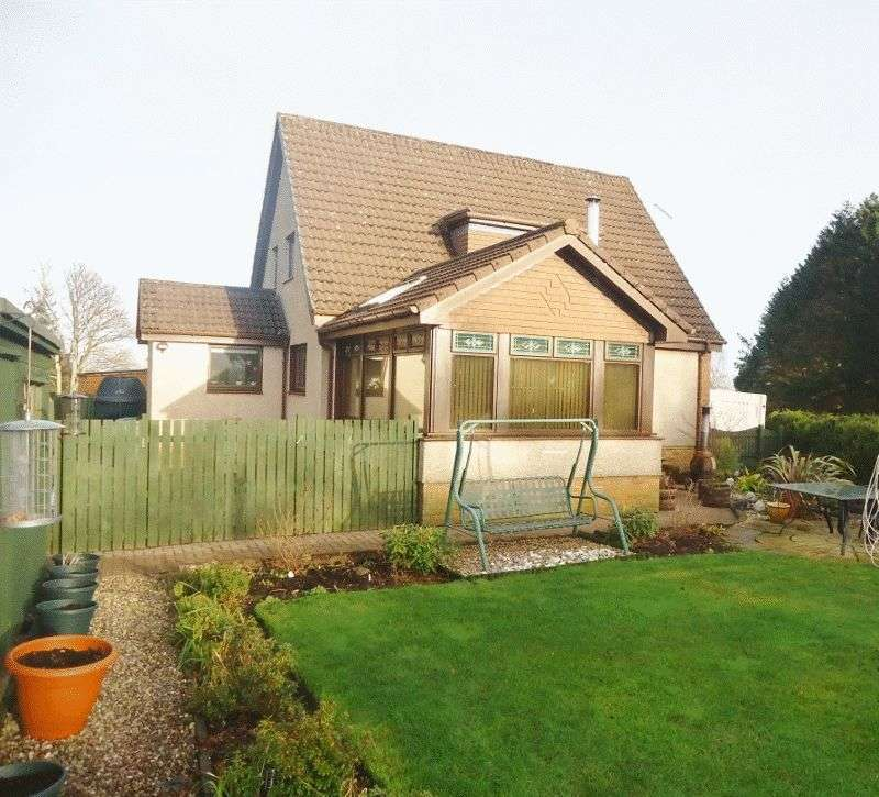 4 Bedrooms Detached House for sale in President Kennedy Drive, Stirling