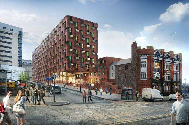 Property for sale in Luxury Student Accommodation, Liverpool, L3 8NG