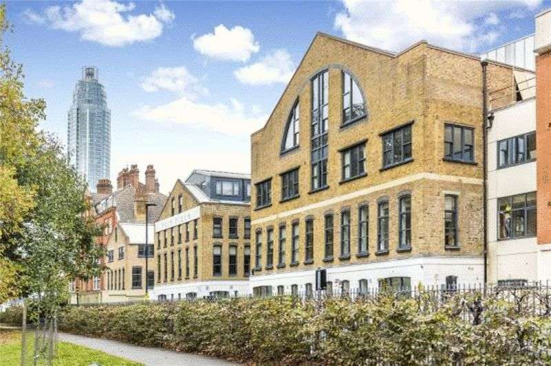 1 Bedroom Flat for sale in Embassy Works,Lawn Lane, London SW8