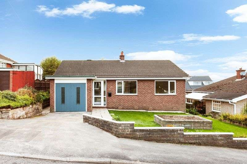 3 Bedrooms Bungalow for sale in Davidson Avenue, Congleton