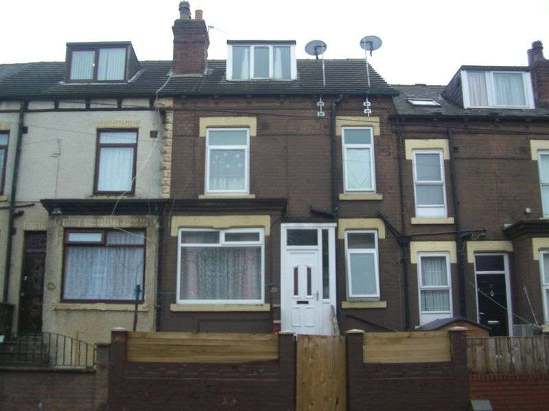 2 Bedrooms Terraced House for sale in Sutherland Mount, Leeds