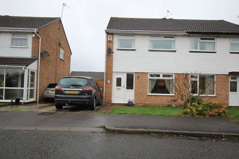3 Bedrooms Semi Detached House for sale in Melksham Drive, Irby