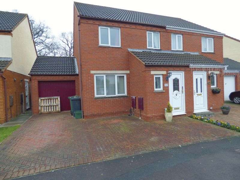 3 Bedrooms Semi Detached House for sale in Vensfield Road, Gloucester