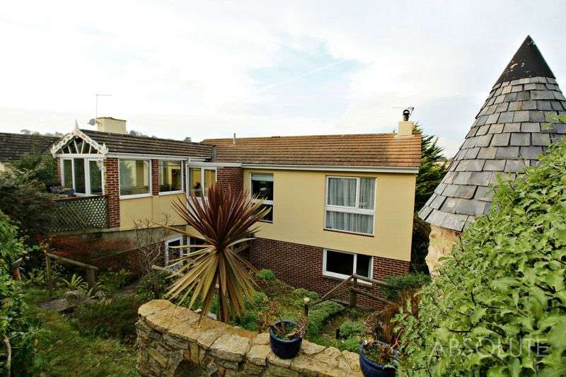 4 Bedrooms Detached House for sale in Bishops Close, Torquay