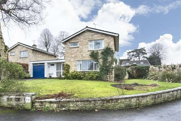 3 Bedrooms Detached House for sale in Stoneleigh Rise, Frome