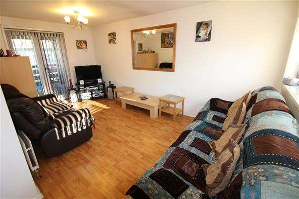 2 Bedrooms Maisonette Flat for sale in Heelands, Milton Keynes