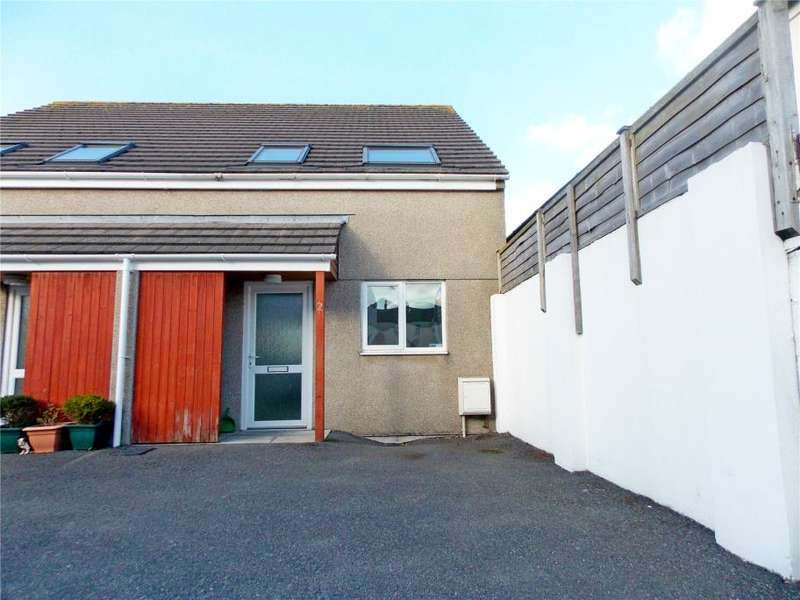 3 Bedrooms Semi Detached House for sale in 2 The Mews,, High Lanes,, Hayle.