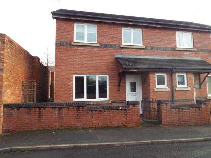 3 Bedrooms Semi Detached House for sale in Millars Court, Johnstown, Wrexham, Wrecsam, LL14