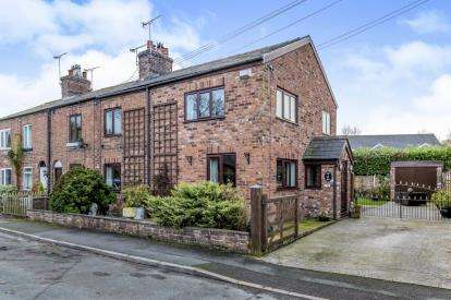 3 Bedrooms End Of Terrace House for sale in Chapel Row, Old Chester Road, Barbridge, Nantwich