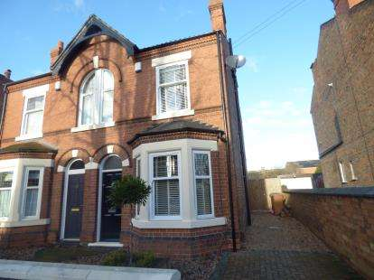 3 Bedrooms Semi Detached House for sale in Berkeley Avenue, Long Eaton, Nottingham