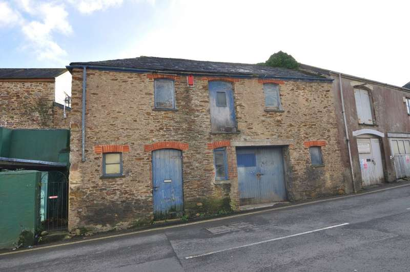 Land Commercial for sale in New Road, Modbury, South Devon