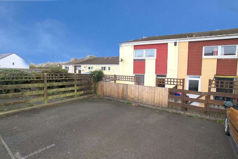 2 Bedrooms End Of Terrace House for sale in Cunningham Road, Plymouth, PL5 4PX
