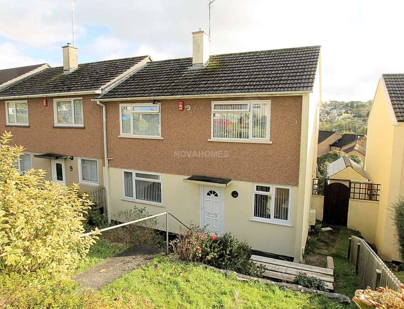 3 Bedrooms End Of Terrace House for sale in Southway Drive, Southway, PL6 6QJ