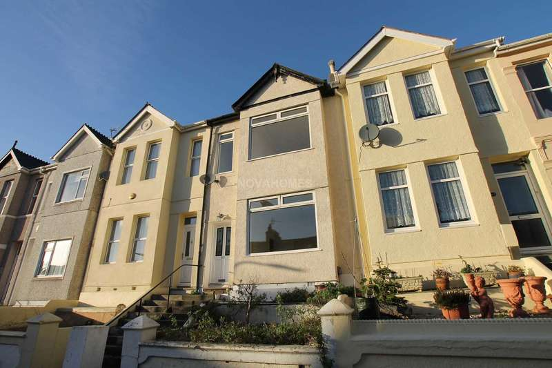 2 Bedrooms Terraced House for sale in Neath Road, Plymouth, PL4 8TQ