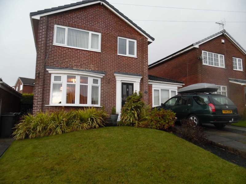 4 Bedrooms Detached House for sale in Whinberry Way, Moorside