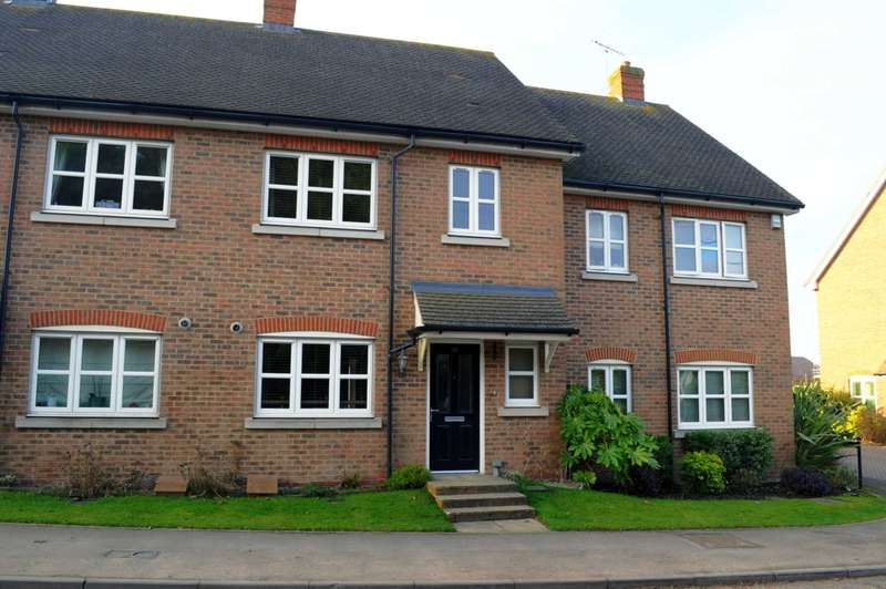 3 Bedrooms Terraced House for sale in Station Road, Chinnor