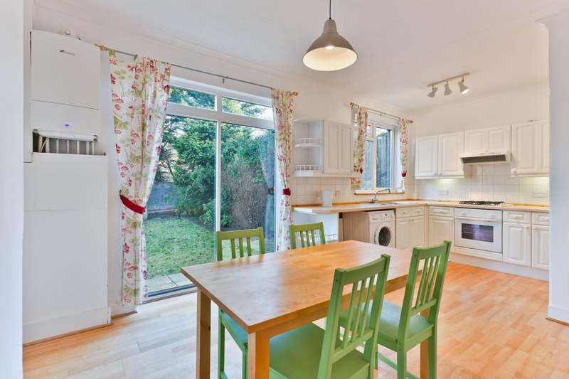 3 Bedrooms End Of Terrace House for sale in Seely Road, London SW17
