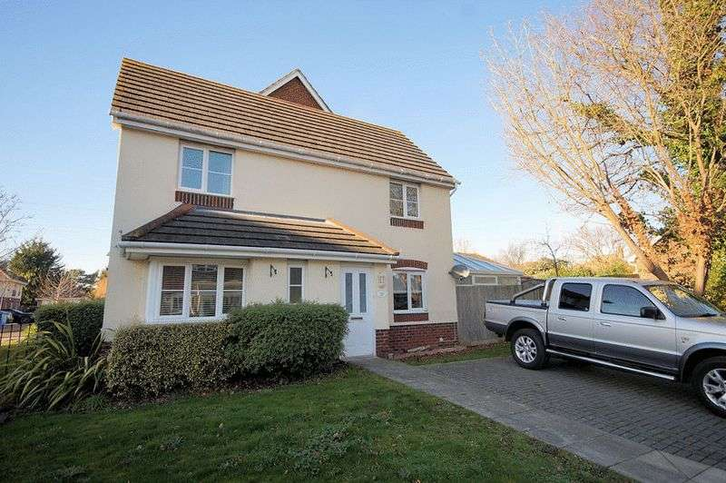 3 Bedrooms Terraced House for sale in Audley Court, Portchester, Fareham, PO16